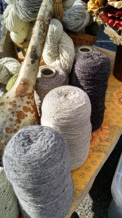 Alpacatrax High Quality Alpaca Yarn on Cones